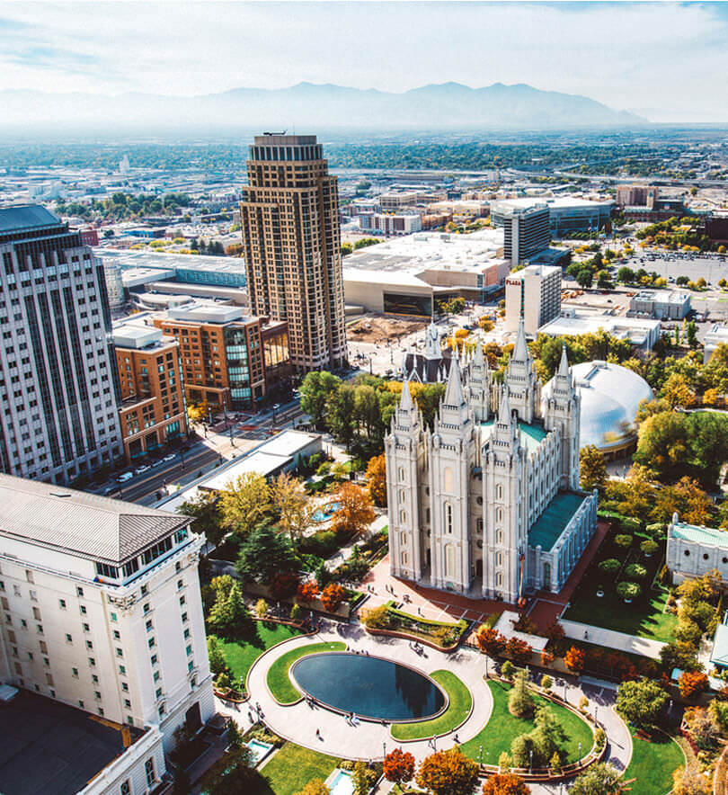 Salt Lake City Spring: Spring Conference